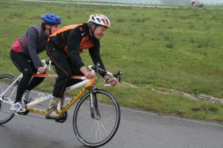 website aangepast wielrennen - tandem
